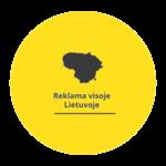 Lauko reklama Lietuvoje